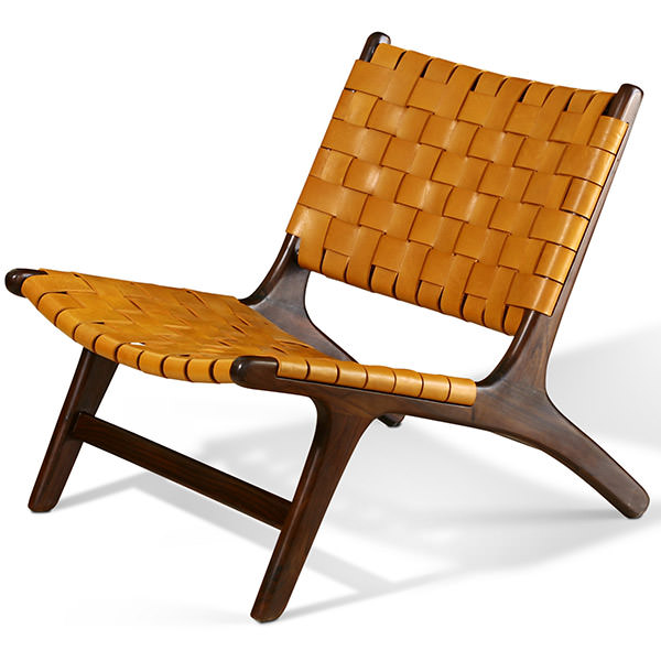 Exceptionnel Scandinavian Teak Chair