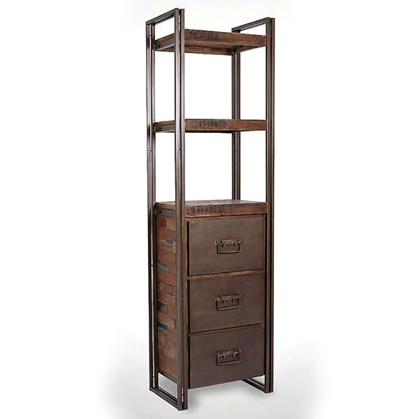 Relatively TEAK SHELVES | BOOKCASES | Quality furniture manufacture AH46