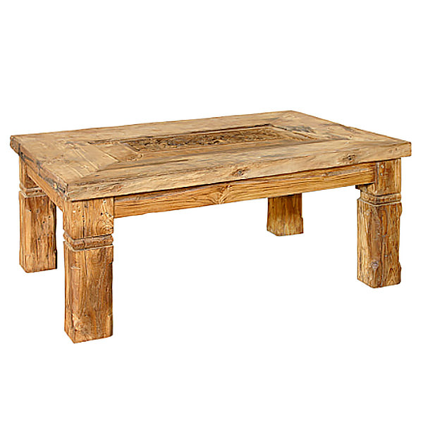 asian teak coffee table