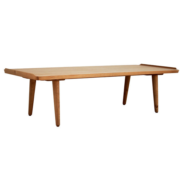 Scandinavian teak coffee table