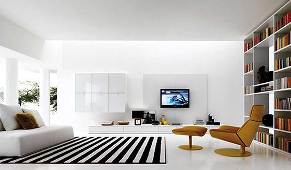 clean home decor