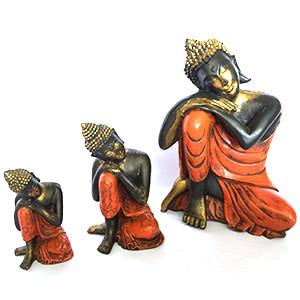 buddhas sculptures