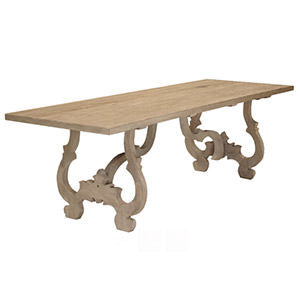 classic furnishings table