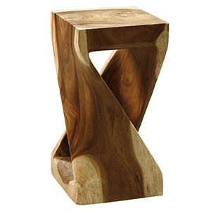 suar furniture wood stool