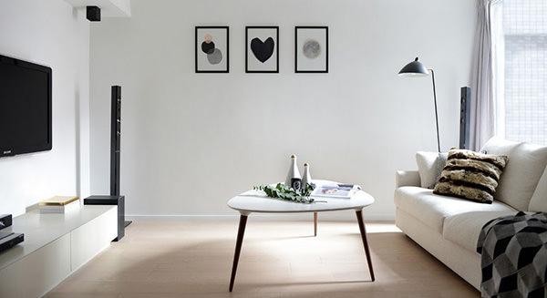 minimal decoration