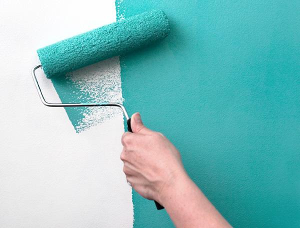 repaint the walls